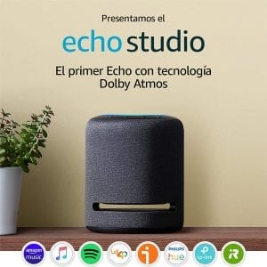 echo studio amazon altavoz inteligente