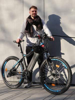 opiniones bicicleta electrica de montaña ncm moscow plus