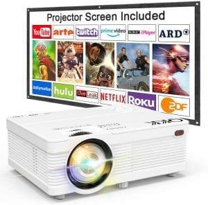 los mejores proyectores con pantalla calidad precio