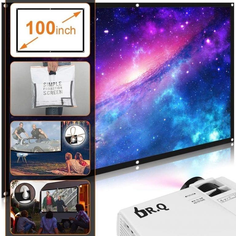 los mejores proyectores y pantalla precio