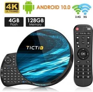 tictid t8 max android 10.0 opiniones