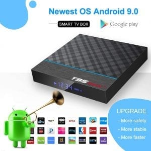 turewell t95 max android 9.0 tv box opiniones