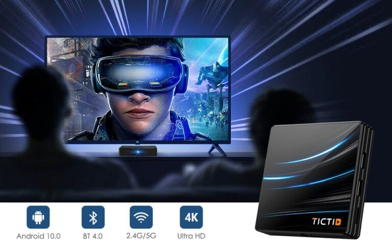 tv box tictid d1 pro