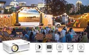 video proyectores y pantalla calidad precio