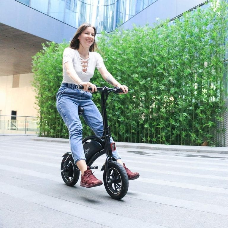 windgo b3 bici sin pedales eléctrica