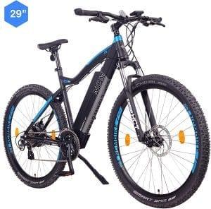 bicicleta eléctricas 125km autonomía