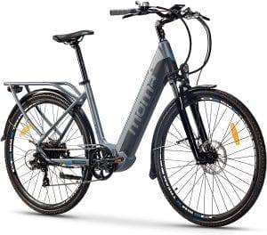 bici electrica de ciudad con autonomia