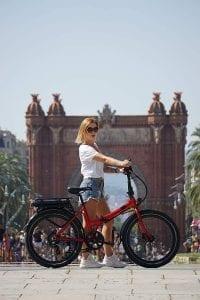 bicicletas eléctricas urbanas de paseo opiniones