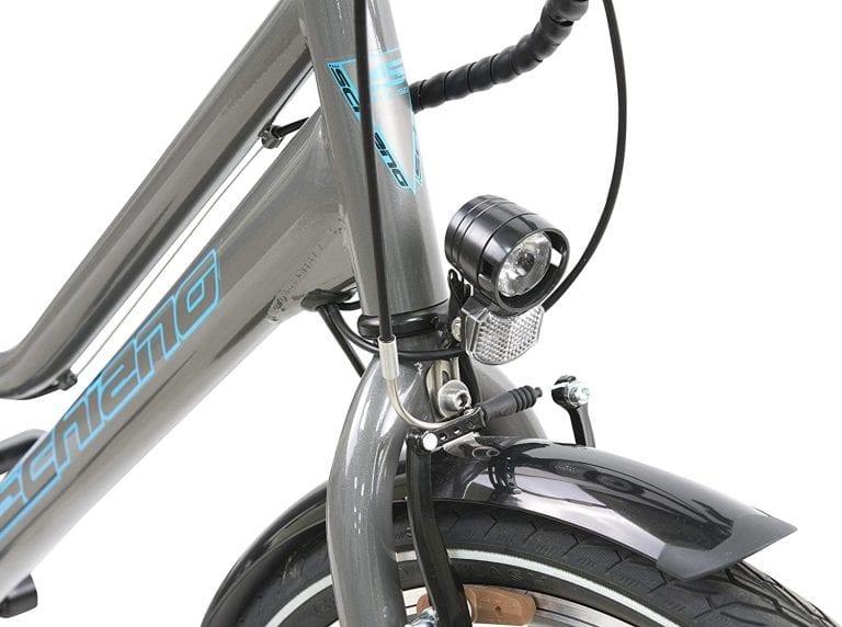 bicicleta eléctrica de paseo urbana opiniones