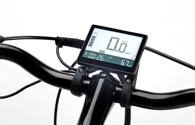 bicicleta eléctrica urbana de gran autonomia opiniones
