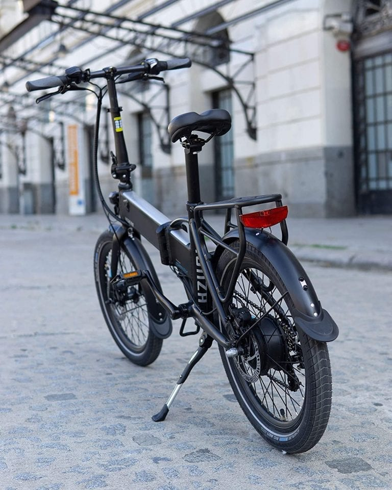 bicicleta eléctrica legend monza con gran autonomía