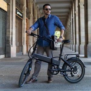 bicicletas eléctricas de gran autonomia opiniones