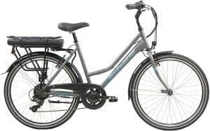 e-bike de paseo urbana f.lli schiano e-light