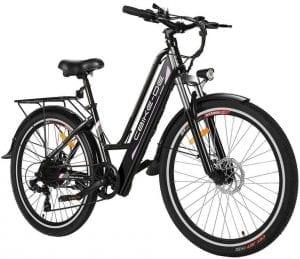 e-bike de paseo vivi 250w