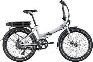 bicicletas eléctricas de paseo para la ciudad opiniones