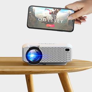 proyector con wifi crosstour opiniones del mercado