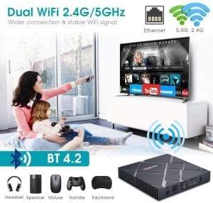 tv box pendoo android 9.0