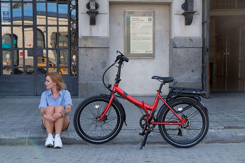 bicicleta electrica legend opiniones 2020