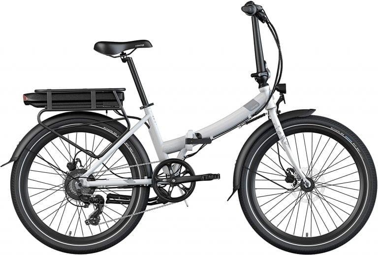 bicicleta eléctrica plegable legend siena opiniones