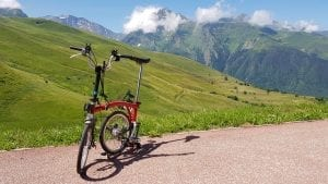 bicicleta plegable electrica barata