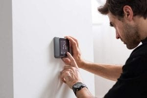 domótica y climatización del hogar digital