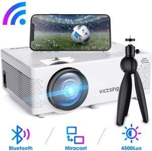 proyector con wifi victsign opiniones 2020