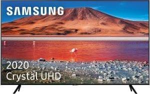 SAMSUNG CRYSTAL UHD SERIE TU7000 OPINIONES