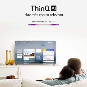 televisor inteligente LG 49UNALEXA