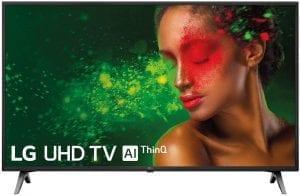 televisor inteligente de LG
