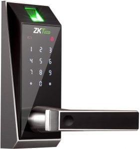 cerradura electrónica biometrica inteligente