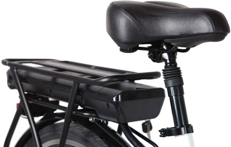 e-bike cityboard con bateria integrada
