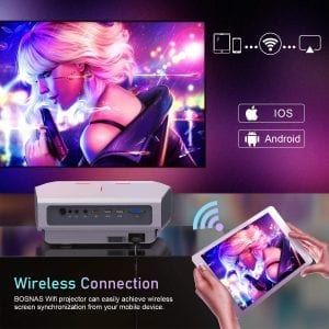 proyector wifi bosnas opiniones