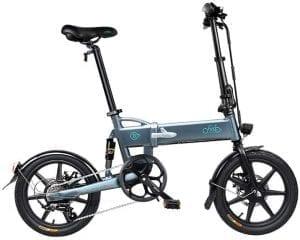 Bicicleta eléctrica plegable Fiido D2S