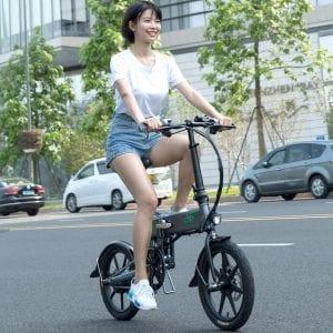 Fiido D2S bicicleta eléctrica plegable opiniones