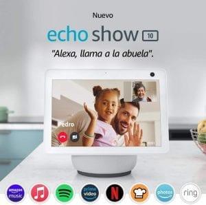 amazon echo show 10 opiniones 2020