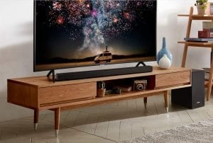 barra de sonido samsung para tv