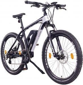 ncm prague bicicleta eléctrica de gran autonomia