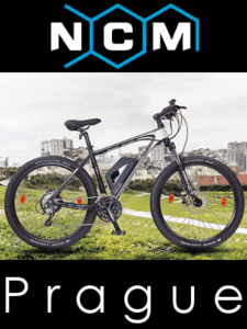 ncm prague bicicleta eléctrica de montaña opinión