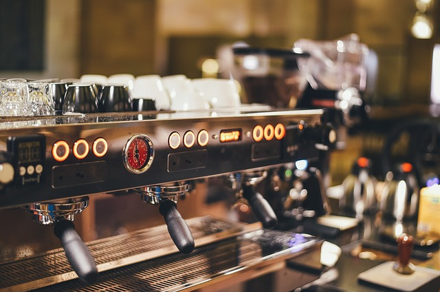 cafetera bar como limpiar