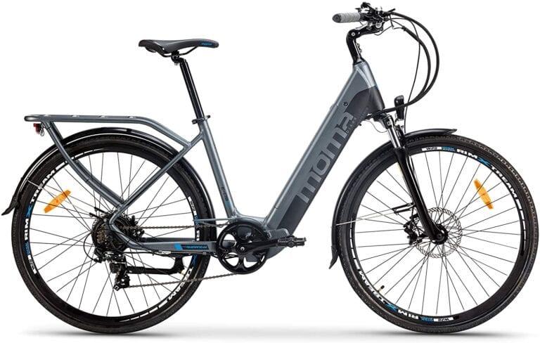 bicicleta eléctrica urbana e-bike 28 pro