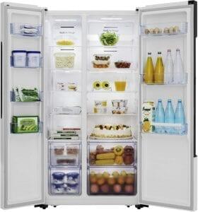 frigorífico americano hisense opiniones