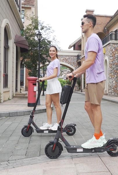 patinetes eléctricos hiboy comparativa y opiniones