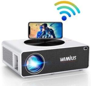 wimius k3 proyector wifi