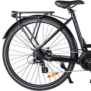 accolmile bicicleta electrica urbana
