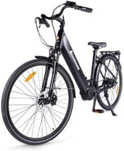 bicicleta eléctrica accolmile 28 700c