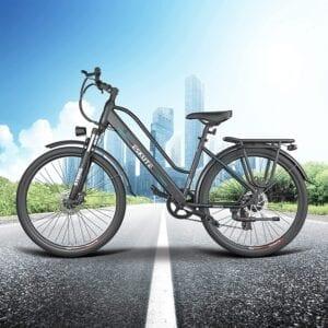 bicicleta electrica Eskute opiniones