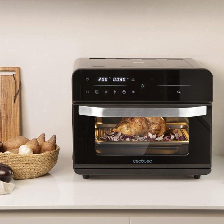 horno freidora de aire caliente bake&Steam