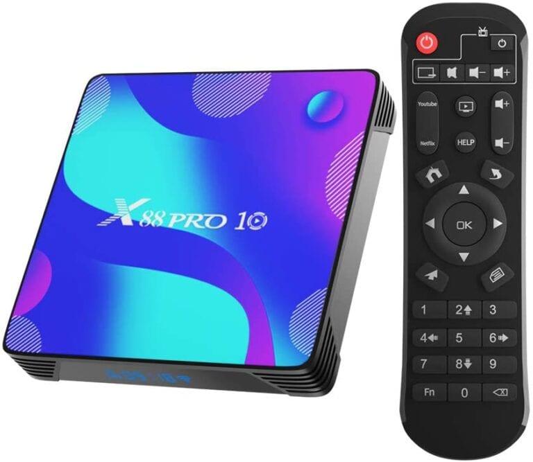android tv box x10 android 10 opiniones