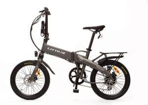 bicicleta eléctrica littium opiniones