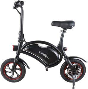 bicicleta eléctricas sin pedales windgoo opiniones